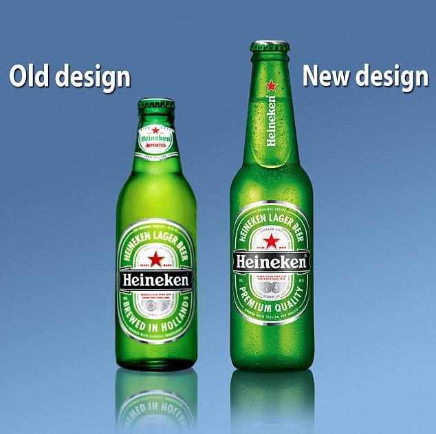 New Bottle Design