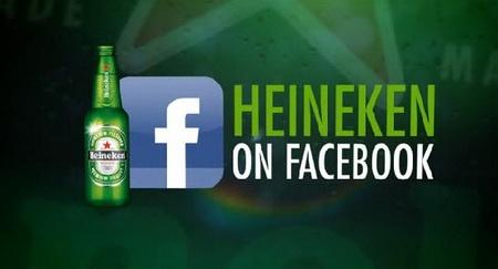 Heineken Facebook Partnership